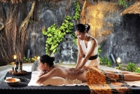 Almost all guests agree that our massage is among the best they've ever had. About $25 for a full hour's therapy.