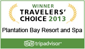 Tripadvisor - Travellers choice 2013