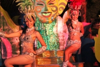 What warm-blooded male wouldn't want to check out our Brazilian Fever dinner show?